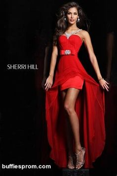 Sherri Hill 1907  Sherri Hill Welcome to Buffie's All The Rage - Prom, Homecoming, and Pageant retailer located in Little Rock and Sheridan Arkansas