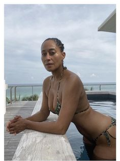 Tracee Ellis Ross Shows Off Her Real Body with No Filter - BlackDoctor Sexy Bikini, Bikini Girls, Black Girl Bikini, Tracey Ellis, Tracee Ellis Ross, Mädchen In Bikinis, Sexy Ebony, Ebony Beauty, Look At You