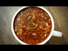 Learn How To Make Hot And Sour Vegetable Soup Recipe from The Bombay Chef - Varun Inamdar only on Rajshri Food. Make this simple, quick and easy popular Indo. Indo Chinese Recipes, Chinese Food, Basic Chinese, Hakka Noodles Recipe, Hot And Sour Soup, Vegetable Soup Recipes, Chicken Recipes, Homemade Soup, Daily Meals