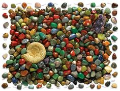 Rock Collection (500 Piece Puzzle by Cobble Hill)