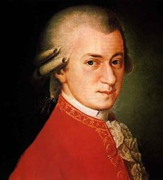 Classical music. One of my favourite composers is this man...Wolfgang Amadeus Mozart. Pure genius!