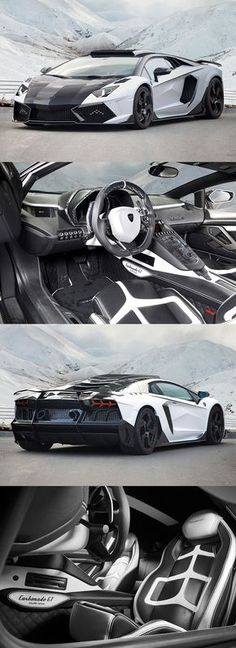 Lamborghini Aventador LP1600-4 Mansory Carbonado GT (would keep the hood black) https://www.amazon.co.uk/Baby-Car-Mirror-Shatterproof-Installation/dp/B06XHG6SSY