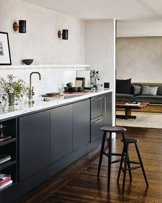 Amazing Modern Kitchen Design That Inspire You Guide - eclarehome - Ama. - Amazing Modern Kitchen Design That Inspire You Guide – eclarehome – Amazing Modern Kit - Kitchen Layout, Diy Kitchen, Kitchen Decor, Kitchen Tips, Kitchen Ideas, Pantry Ideas, Ikea Small Kitchen, Awesome Kitchen, Open Kitchen