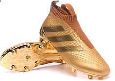 Adidas Ace 16+ GTI Concept Boots FG Gold