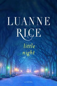 Enjoying this book right now. Little Night by Luanne Rice
