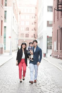 NYC Family Portraits