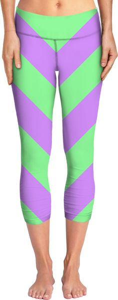 Pastel stripes pattern yoga pants, symetric diagonal lines, vector image, green and purple - for more art and design be sure to visit www.casemiroarts.com, item printed by RageOn at www.rageon.com/a/users/casemiroarts - also available at www.casemiroarts.com This product is hand made and made on-demand. Expect delivery to US in 11-20 business days (international 14-30 business days). (time frames are aproximate) #yoga #pants #clothing #style #unique #fashion #apparel #sexy