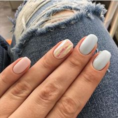 Love these nails and the shape is perfect