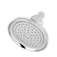 KOHLER 202388400 Bancroft Single-Function 1-Spray Katalyst Showerhead in Polishe