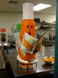 How Pumpkin Pie is made!