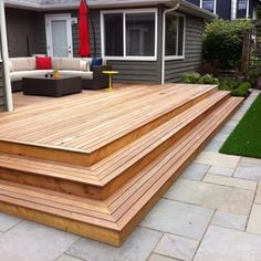 Bronscapes wood decks and stone patios. - Yelp