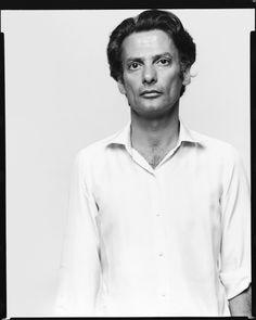Richard Avedon. 'Self portrait, New York City, July 23, 1969' 1969