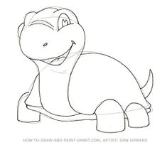 how to draw a turtle :) plus lots of other animals