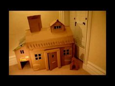 Cardboard House stop motion animation http://www.youtube.com/watch?v=aJpkUSXzKX8