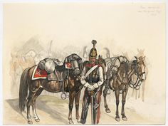"Russia Cuirassier ""Novgorod"" Regt. - 1815"
