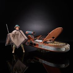 HASBRO - STAR WARS: THE BLACK SERIES X-34 LANDSPEEDER & 6-INCH LUKE SKYWALKER - $89.99