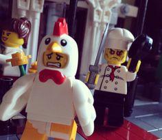 Crazy restaurant chef wants to cook chicken man #Lego #bricknetwork #legocreator #legomodularbuilding #legohub #legominifigures #legophotography #lego_hub #toy #legostagram #legogram #legos #legocitu #brickcity #legominifig #legofun #legopic #legophoto #legomania #legominifigs #legobrick by legophotographys