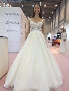 Nádherné svadobné šaty Isabela