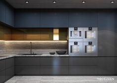 calidas cocinas muebles paredes paredes