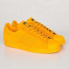 huge discount ab134 c2686 Schuhe Freizeit Adidas Superstar 80s City Series - Shanghai Damen Stifts  Gold B32665