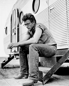 James Dean, American actor. Dean's premature death in a car crash cemented his legendary status. He became the first actor to receive a posthumous Academy Award nomination for Best Actor, and remains the only actor to have had two posthumous acting nominations.