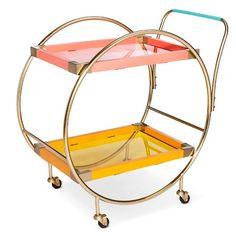 Oh Joy!® Circular Bar Cart : Target