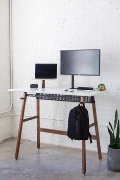 Elevate Your Space. #Artifox #StandingDesk #OfficeGoals