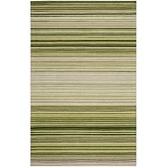 Safavieh Marbella Collection MRB273A Handmade Green Wool Area Rug, 6 feet by 9 feet (6′ x 9′) #handmade Safavieh celebrates the fiber artists of New England with the marbella collection of cotton pile rugs. Hand-tufted in India to create the stunning look of fine art crafted of fabric, yarn and natural fibers, Nantucket rugs are brilliantly colored using today's hipping color pallet's with designs that will make this a center piece of any room. The handmade, hand-woven construction a..