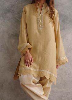 Best 12 Kurtis design – Page 318207529920529471 – SkillOfKing.Com – SkillOfKing. Stylish Dress Designs, Designs For Dresses, Stylish Dresses, Women's Fashion Dresses, Casual Dresses, Baggy Dresses, Formal Dresses, Pakistani Fashion Casual, Pakistani Dresses Casual