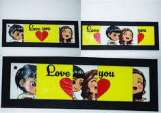 Hidden frame Make you frame interesting and hidden secrets.. #craftyvok#handmadewithlove  #personalized #gifts #giftideas  #GiftShop #giftforher #giftforhim #Hidden #surprise #crafts #love #coimbatore #PSG follow us on http://www.facebook.com/craftyvok  for contact - craftyvokcbe@gmail.com