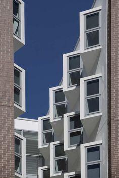 New Student Quarters For Boston University / Tony Owen Partners & Silvester Fuller
