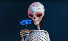 In just three minutes, this charming student-animated and directed short film captures the spirit, vibrancy and vivacity of Día de los Muertos.