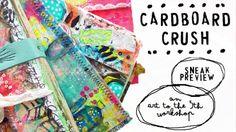 Cardboard Crush Sneak Preview on Vimeo
