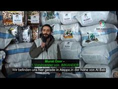 Syrien 2014 - Kurzdoku über die Hilfslieferungen die unter Lebensgefahr zu den Bedürftigen und Kindern gebracht wurden.