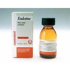 SEPTODONT ENDOTINE ROOT CANAL ANTISEPTIC. Price:- $29.01. Manufacturer: Septodont, Inc. Item Code: 01-E0270. Endotine 13mL Bottle (Rx).