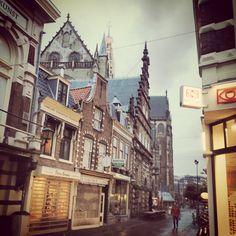 Haarlem - Grote Houtstraat
