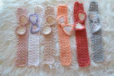 Newborn Headband Baby Headband Unique Headband by knitbabyclothes, $14.00