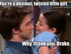 love this show.but cannot stand herrrr!was always hoping for an episode where they would completely shut her down! Old Tv Shows, Kids Shows, Funniest Pictures Ever, Funny Pictures, Dan Schneider, Icarly And Victorious, Old Disney Channel, Drake Bell, Nickelodeon Shows