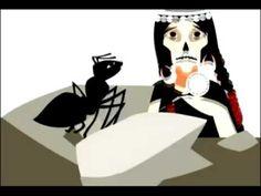 Cuento Mapuche: La niña de la calavera - YouTube