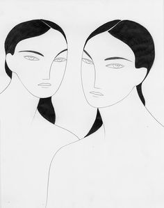 Kelly Beeman Fashion Illustrator and Artist  | DRAWINGS