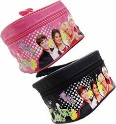 "Disney High School Musical Cosmetic Bag, One Color Will Be Sent by Walt Disney. $9.99. Disney High School Musical Cosmetic Bag, One Color Will Be Sent, Size 5.5"" X 3.5"""