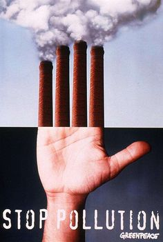 High Five to STOP Pollution ❤