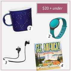 Greyhound Bus Holiday Gift Guide $20 and Under