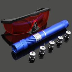 High-Power-blaue Laserpionter 5W Leistung Laserpointer 5000mW