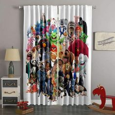 The 10 Best Blackout Curtains to Buy Online – My Life Spot Scarf Curtains, 3d Curtains, Elegant Curtains, Drop Cloth Curtains, Custom Curtains, Colorful Curtains, Blackout Curtains, Custom Bedding, Hanging Curtain Rods