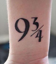 30 tatouages Harry Potter si discrets que seuls les vrais fans les reconnaîtront au premier coup d'œil ! - page 5