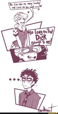 If Kira had just been honest with Shinobu, I honestly think this is how it woulda played out. Jojo's Bizarre Adventure Anime, Jojo Bizzare Adventure, Baguio, Yoshikage Kira, Jojo Memes, Killer Queen, Fanart, Jojo Bizarre, Funny Comics
