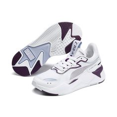 puma rs-x gleam - femme chaussures