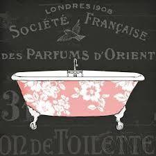 gravura para toilette vintage - Pesquisa Google