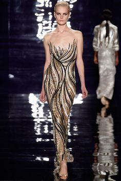 Reem Acra Fall 2014 - NYFW - Fashion Runway